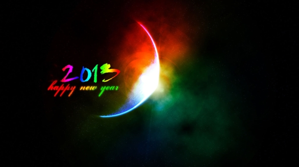 HAPPY NEW YEAR 2013 WALLPAPER xnys11